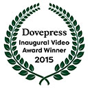 Dove Medical Press inaugural Video Abstract Award