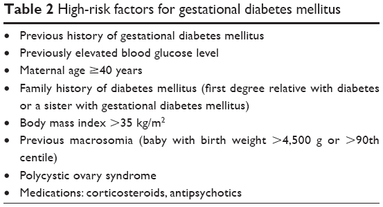 Full text] Updated guidelines on screening for gestational ...